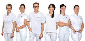 Teamfoto Kryolipolyse Saarland